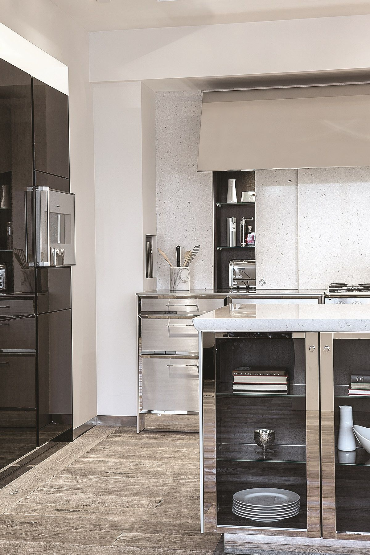 SieMatic New York Redefines the Kitchen Showroom, New concept ...