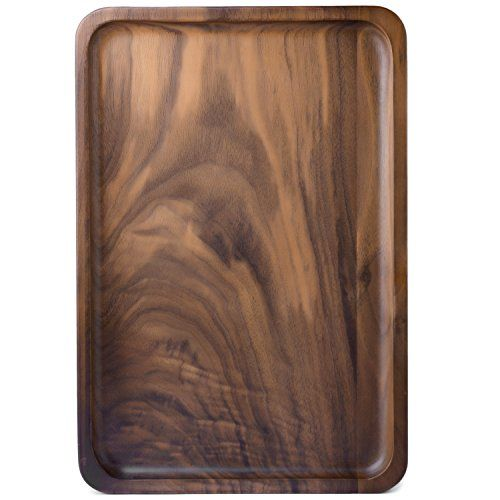 Wooden Decorative Trays New Bamber Wood Serving Trays Wooden Decorative Trays Servihttps Inspiration Design