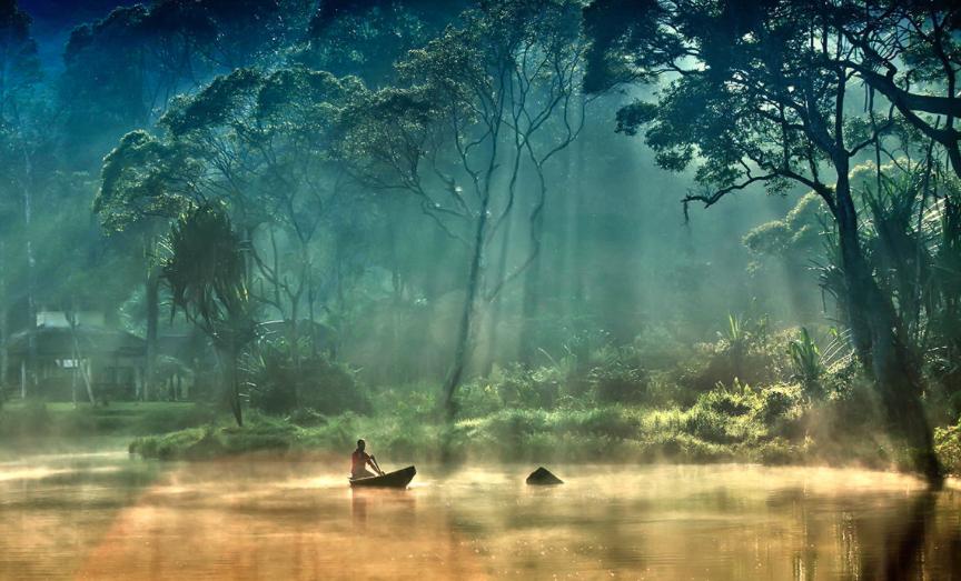 Ayie Permata Sari et ses magnifiques #paysages #photographie Cliquez deux fois sur l'image pour en voir +