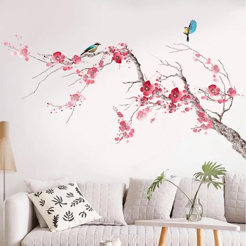 Best Chinoiserie Removable Wall Decals 400 x 300