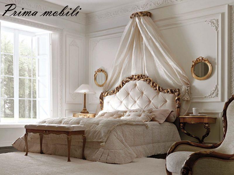 Итальянская кровать 1696 Savio Firmino купить в Москве в Prima Mobili