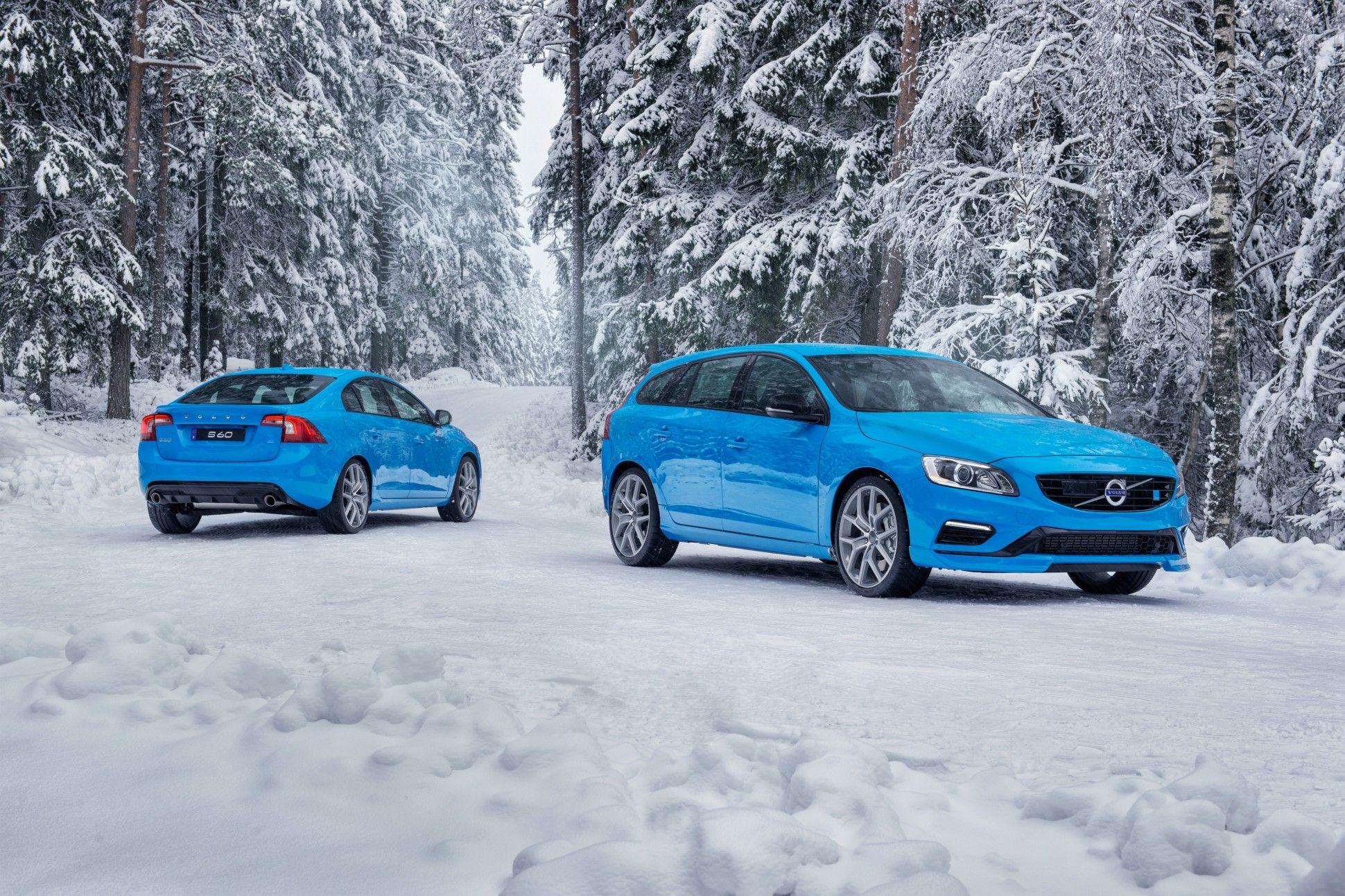 2016 volvo s60 polestar sedan and v60 polestar wagon volvo believes adding new performance