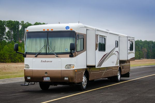 2000 Holiday Rambler Endeavor 40 P1129a1 I Used To Own A 38