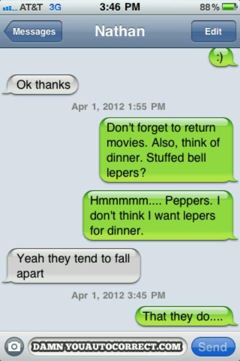 Leper for dinner anyone?