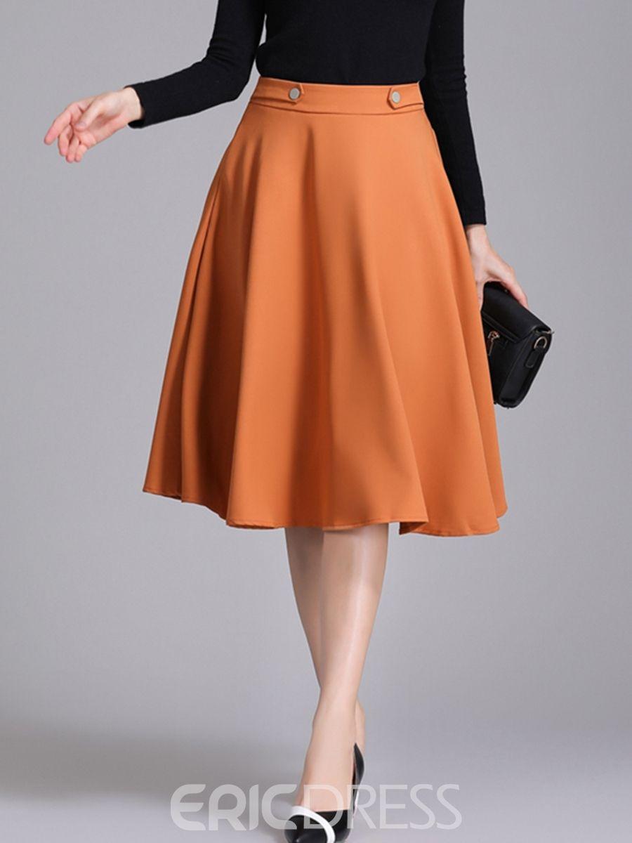 0b4967b6bb Womens Winter Knee Length Skirts | Saddha