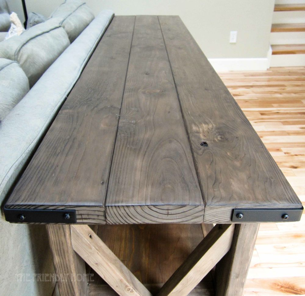 How To Oxidize Wood For A Reclaimed Look The Friendly