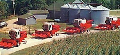 Axial Flow History International Tractors Farmall Vintage Farm