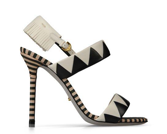 Et Blanc Shoes Noir D'optiqueChaussures Illusions mn0vNO8w