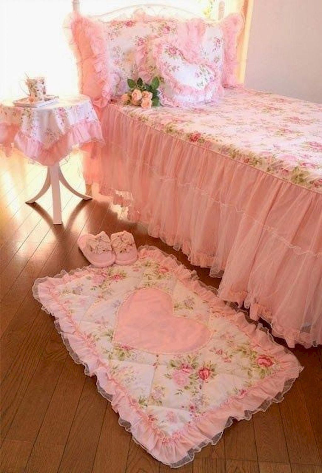 Photo of 55 Shabby Chic Bedroom Remodel Decor Ideas – spaciroom.com