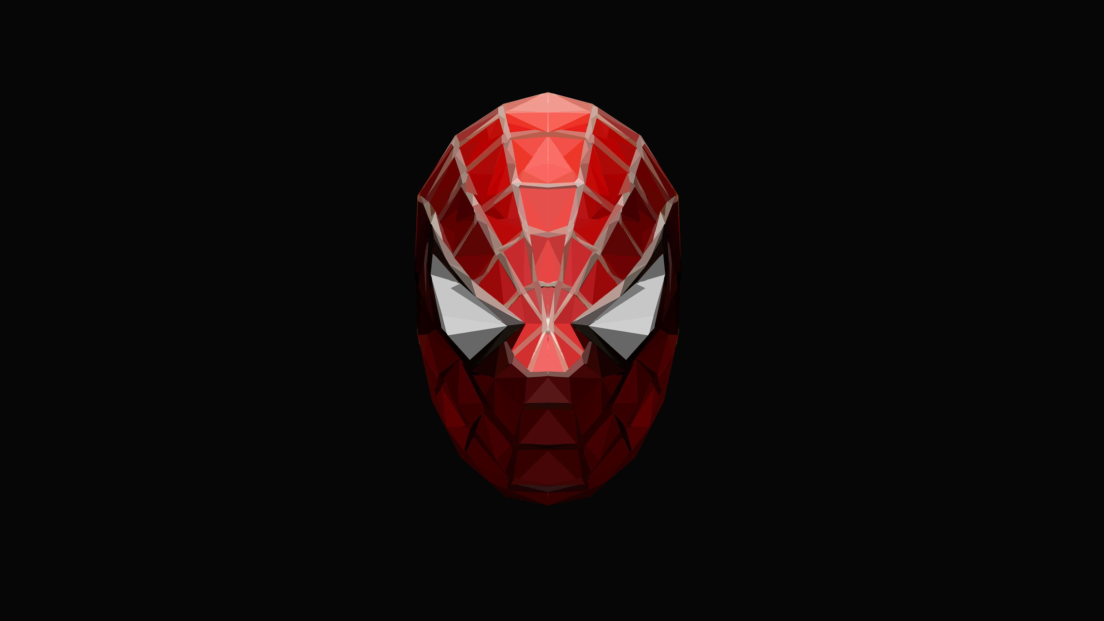 Spiderman Low Poly Art 4k Superheroes Wallpapers Spiderman Wallpapers Low Poly Wallpapers Hd Wallpapers Digital Art Wa Spiderman Low Poly Art Art Wallpaper
