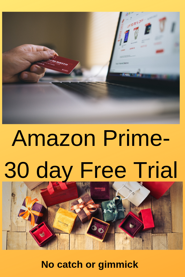 Try Amazon Prime 30Day Free Trial (With images) Amazon
