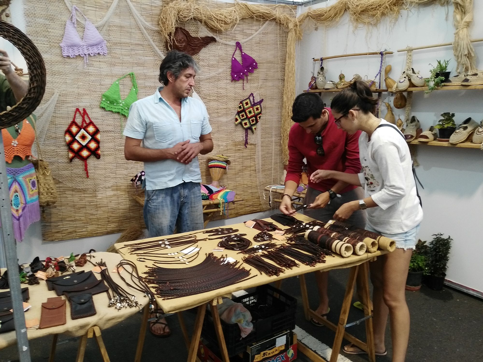 Feria Insular De Artesanía Artesanias Feria Ventas