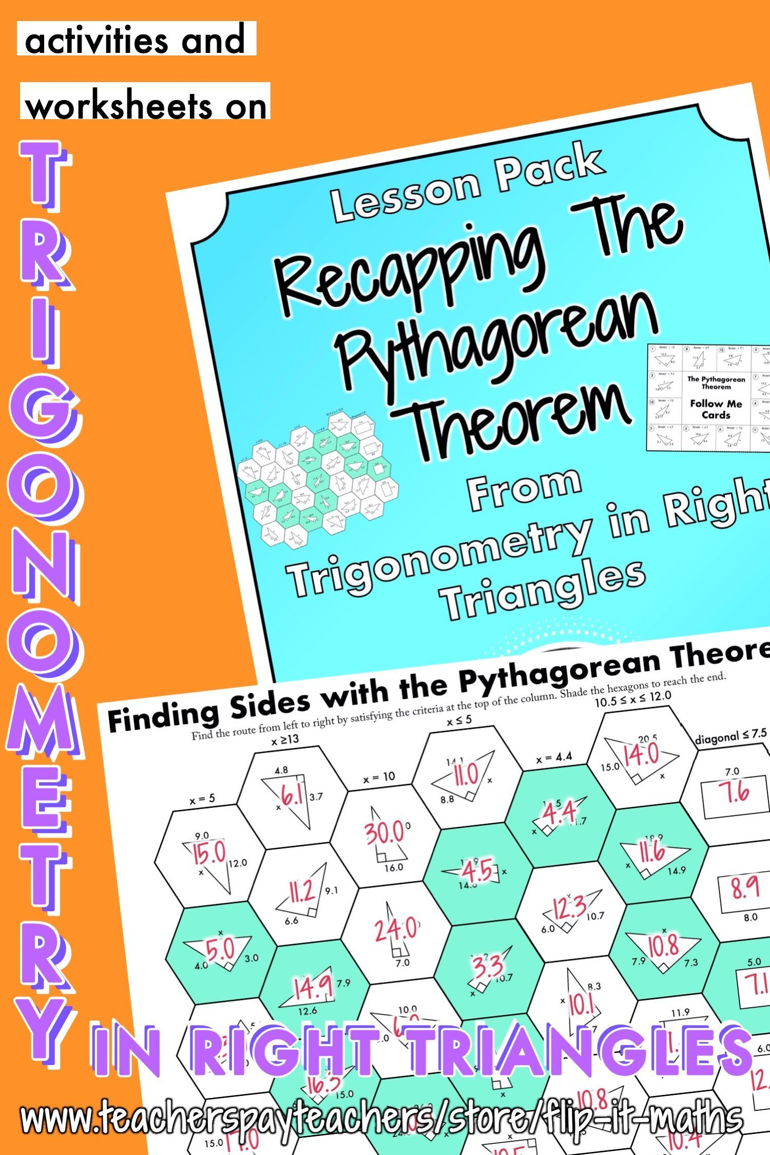 Recapping The Pythagorean Theorem In With Images