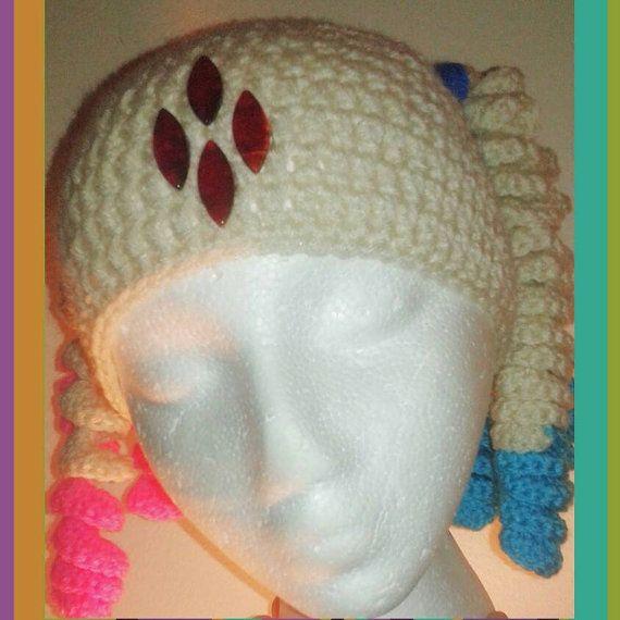 Pin de Alicia Gonzales en crochet nerdy hat | Pinterest | Gorro ...