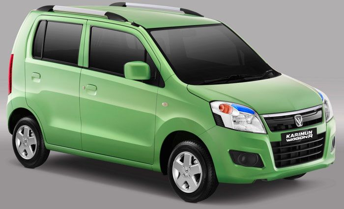 Automotive News Suzuki Wagon R Karimun Official Segment Enliven