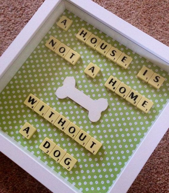 Dog lovers frame  Dog lover  Pet lover  Dog quote  by