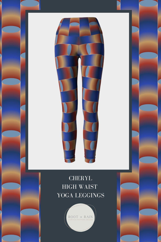 High waist leggings fashion leggings high waist fashion