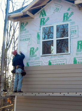Top 4 Benefits Of Fiber Cement Sidinggreenbuildtv Cement Siding Home Insulation Concrete Siding