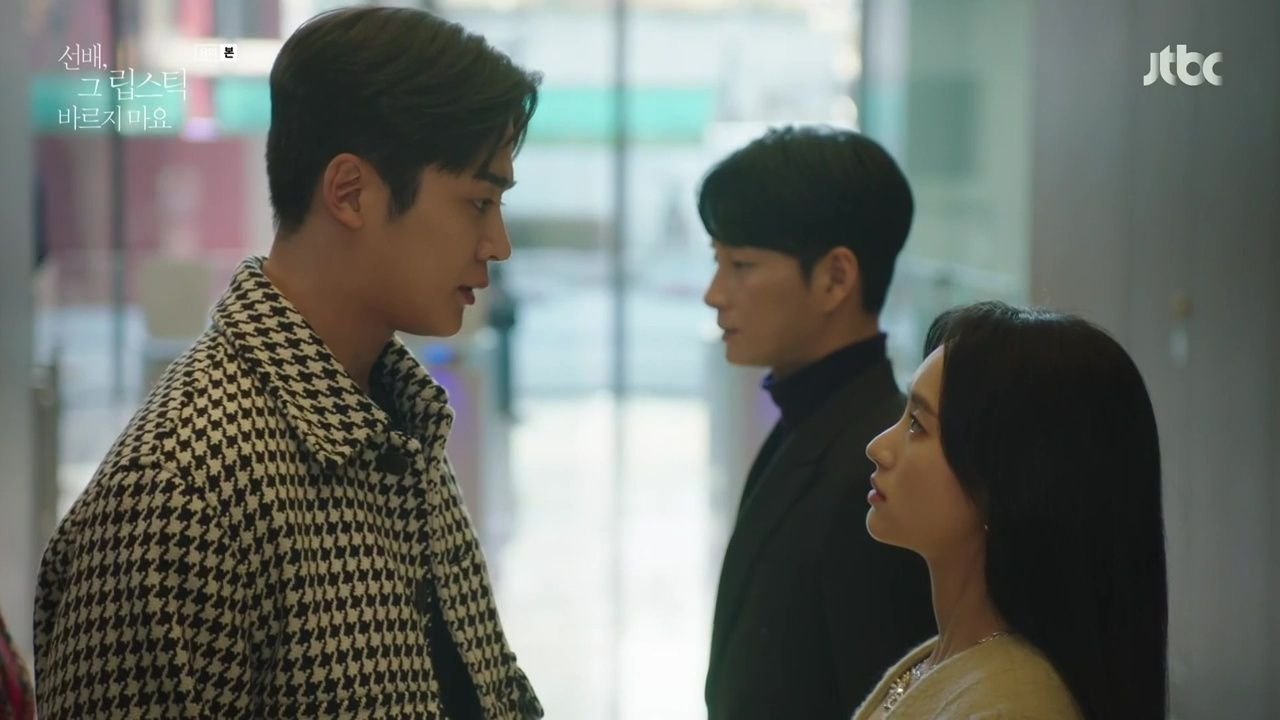 Review: Sunbae, Don't Put on That Lipstick: Episodes 7-8