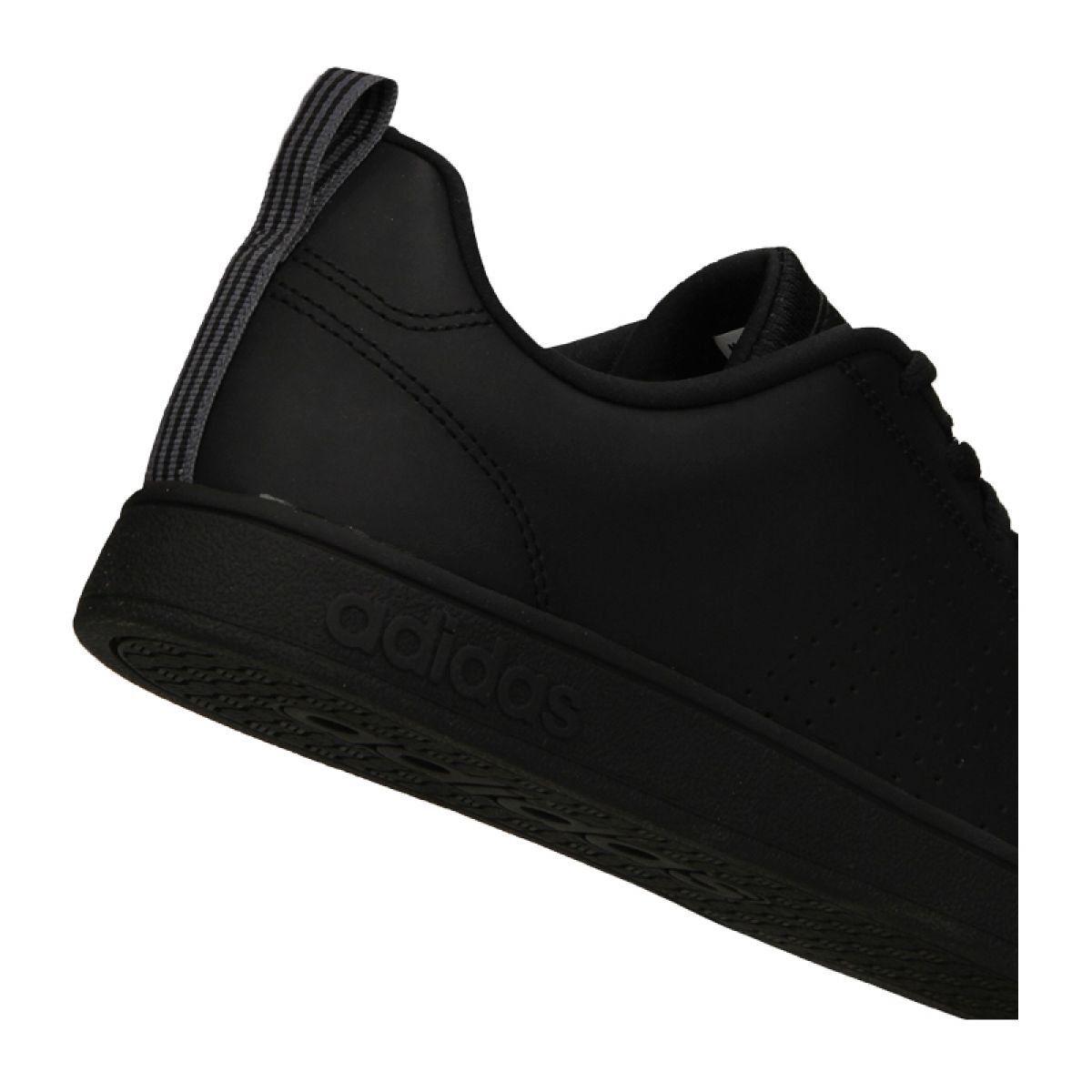 Buty Adidas Cloudfoam Adventage Clean M F99253 Czarne Adidas Cloudfoam Black Shoes Sports Shoes Adidas