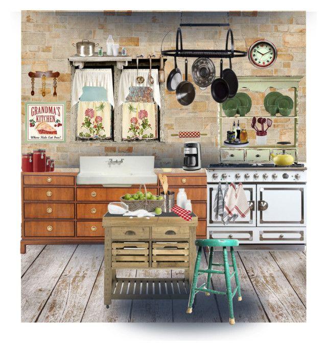 grannys kitchenyummy memories by catzmeow liked on polyvore - Grannys Kitchen
