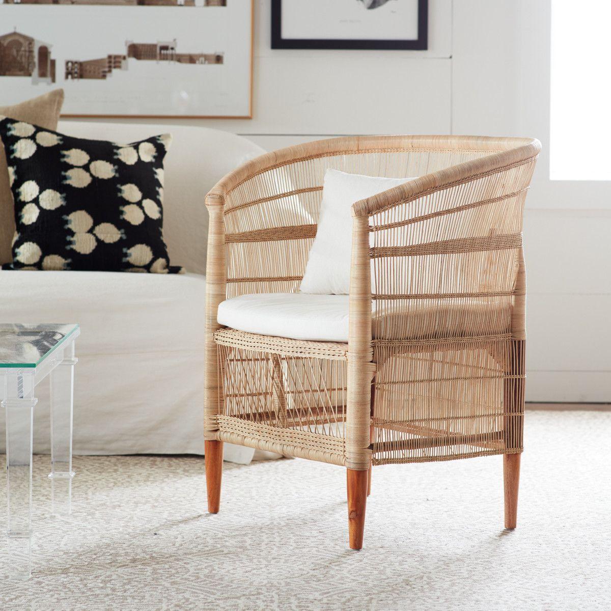Malawi Armchair In 2019 March Design Furniture Rustic Fauteuil Rotin Fauteuil Rotin