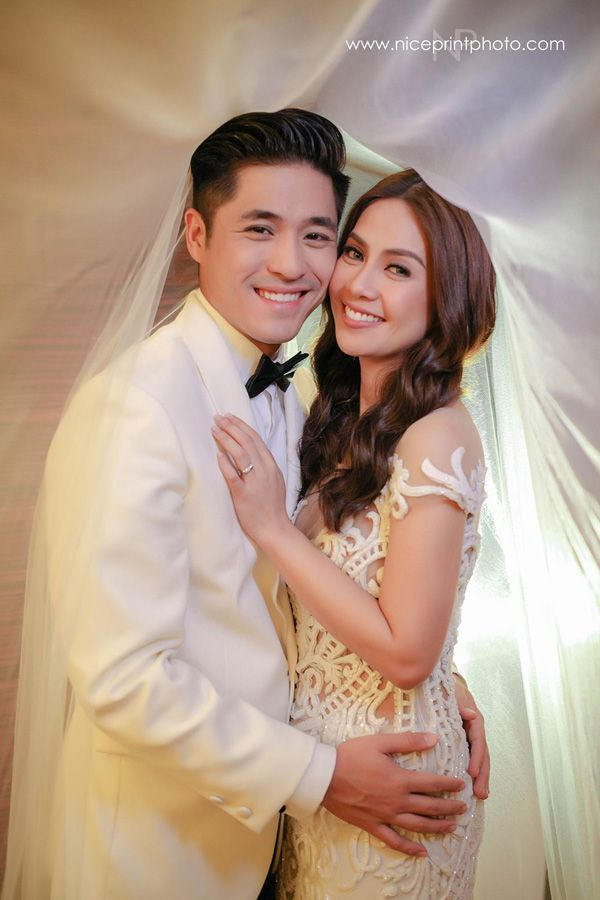 The Official Photos of Kaye Abad and Paul Jake Castillo's ...