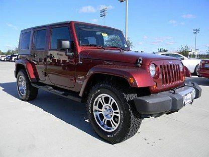 Maroon Jeep I Want Gmc Truck Accessories Gmc Trucks For