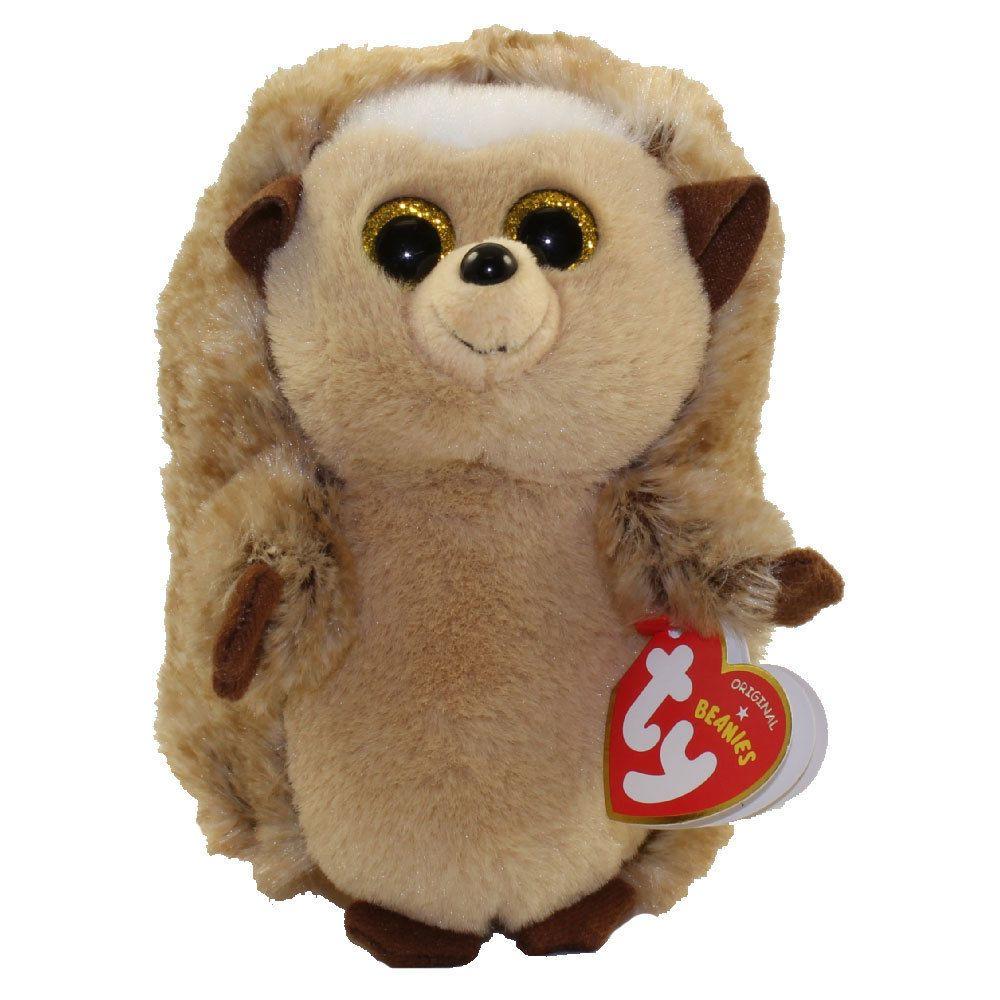 Ty Beanie Baby 9 Medium Ida Hedgehog Plush Stuffed Animal Toy Mwmts Heart Tags Ebay Pelucia [ 1000 x 1000 Pixel ]