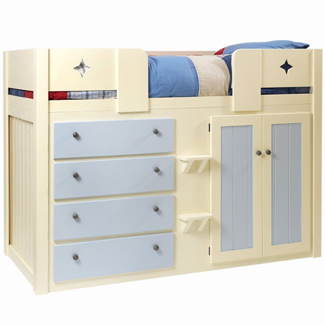 Ordinaire Buy The Childrens Cabin Bed Cream And Sky Blue From Aspenn Furniture Today.  Bespoke Furniture Including Bespoke Vanity Units, Bespoke Furniture And  More.