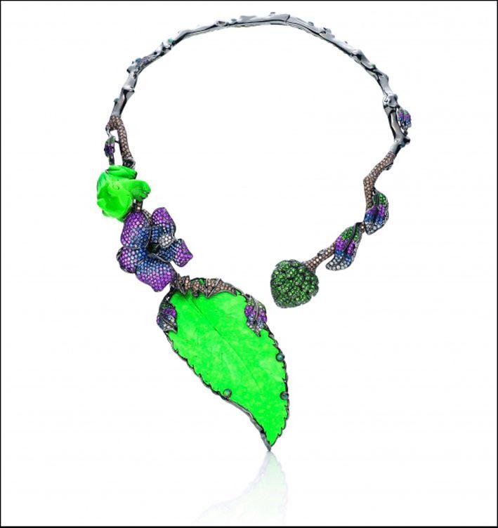 Wendi yue necklace