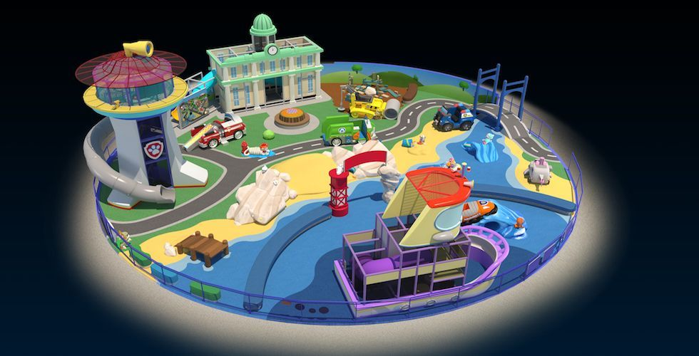 Quatang Gallery- Mall Of America To Open New Paw Patrol Attraction At Nickelodeon Universe Mall Of America Paw Patrol Nickelodeon Nickelodeon