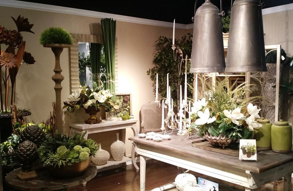 Earth tone vignette (With images)   Faux flowers, Floral ...
