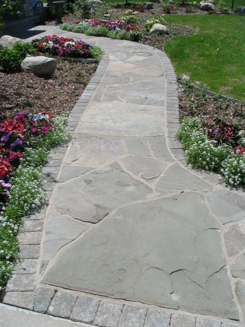 Flagstone walkways and flagstone pathsflagstone walkways and flagstone paths   path   Pinterest  . Flagstone Sidewalk Pictures. Home Design Ideas