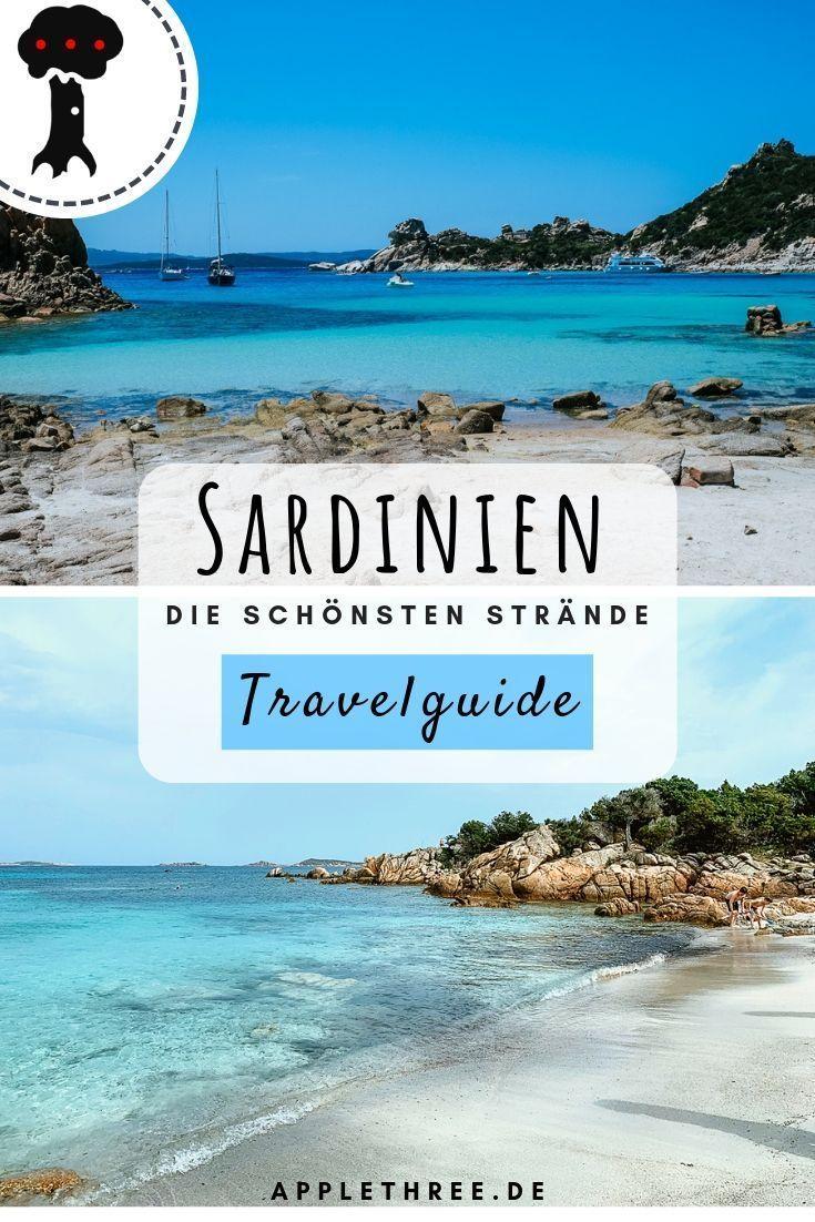 Sardinien Strande Im Nordosten Sardinien Strande Sardinien Und