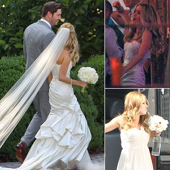 See Kristin Cavallari S Wedding Pictures Kristin Cavallari Wedding Famous Wedding Dresses Wedding Dresses