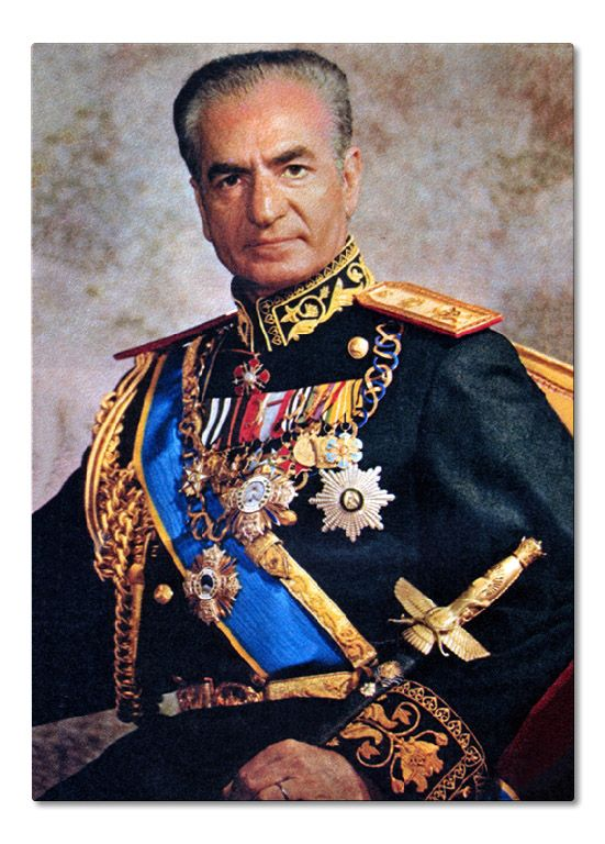 Image result for shah reza pahlavi
