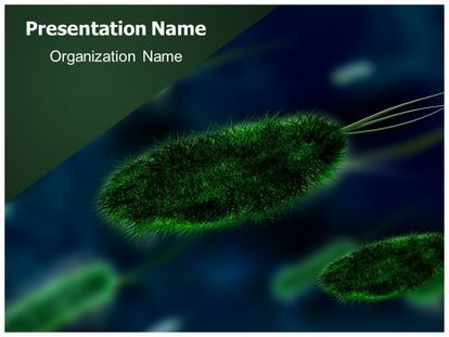 download free bacteria powerpoint template for your powerpoint