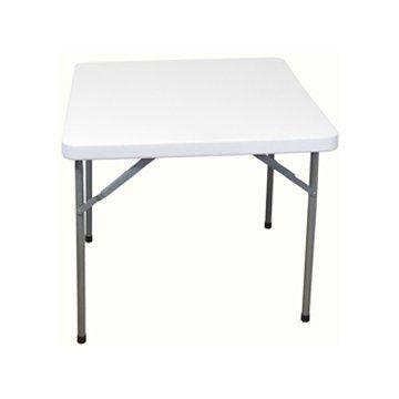 3ft Square Plastic Trestle Table