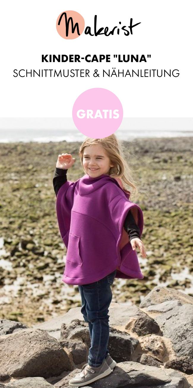 0468bc08ee Schnittmuster Kostenlos Poncho | E Book Schnittmuster Babykleid ...