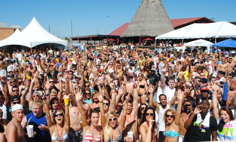 Spring Break Right In Panama City Beach Resorts