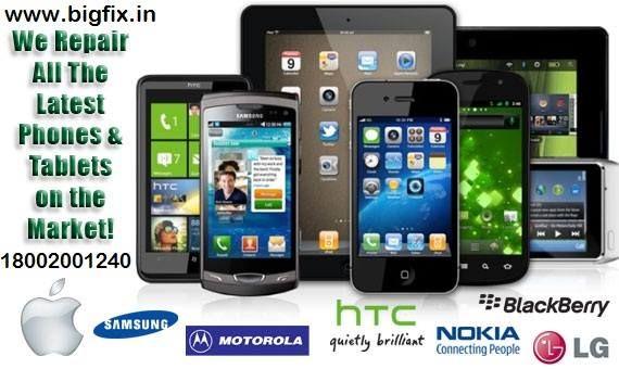 Nokia Lumia, Apple iPhone, Samsung Galaxy, HTC one, Google Nexus, Sony Xepria, Repair & Service - www.bigfix.in