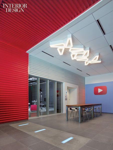 inspire me monday youtube space los angeles oh so modern production rh pinterest ca youtube interior designers youtube interior design ideas