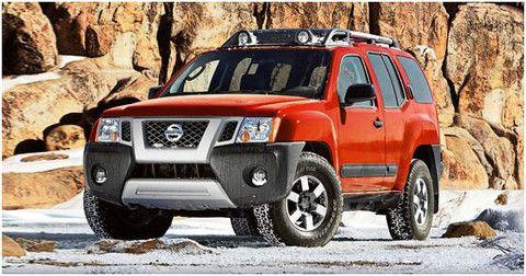 Nissan Nissan Xterra 2015 Nissan Xterra Nissan Xterra Pro 4x