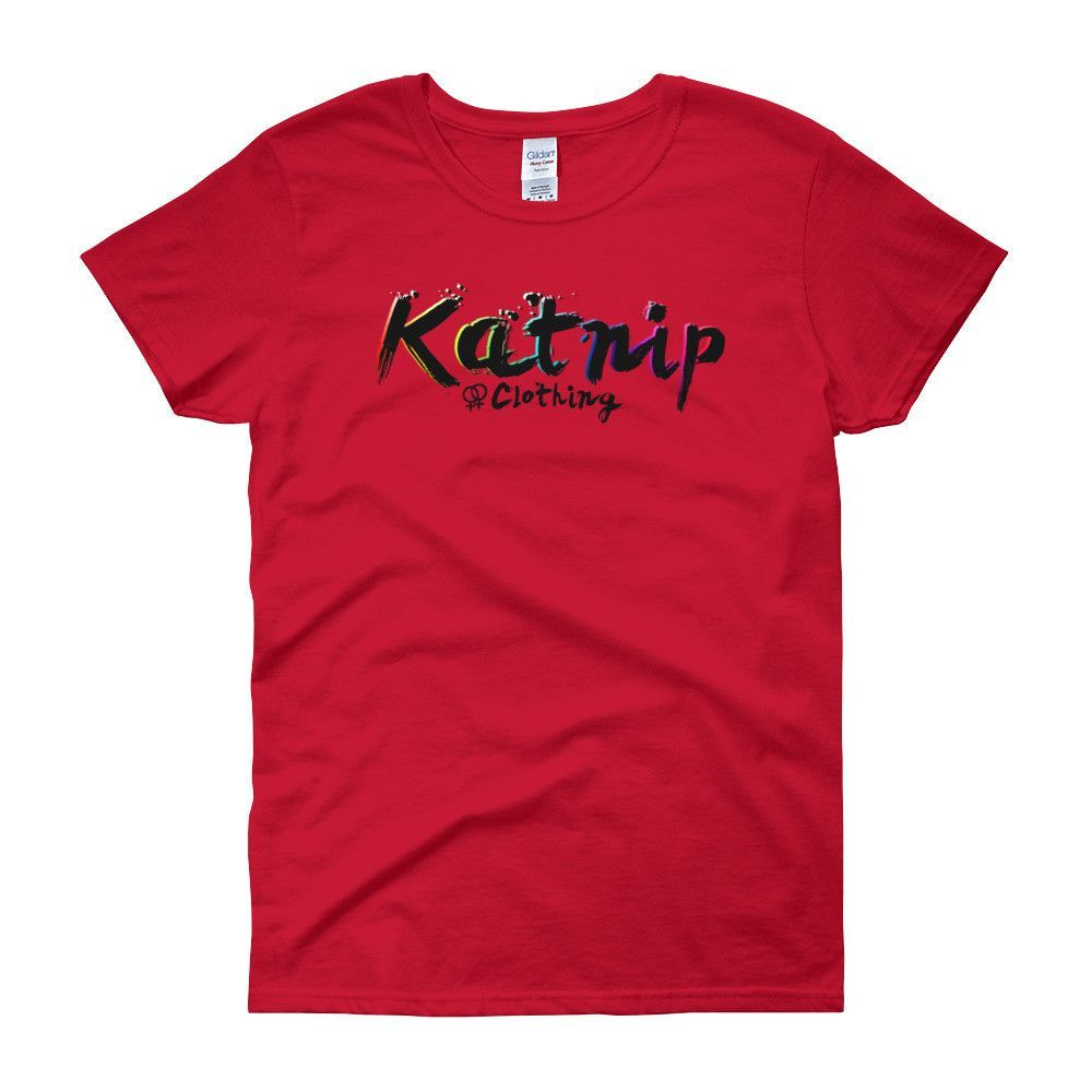 Katnip Women's short sleeve t-shirt