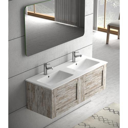 Mueble de baño denim 120cm | Muebles de baño, Muebles de ...