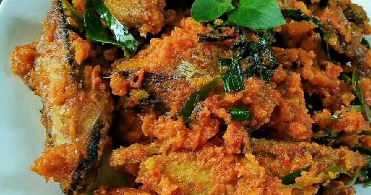 Resep Pindang Tongkol Bumbu Rica Rica Dg Kemangi Oleh Dapurvy Resep Masakan Indonesia Resep Masakan Asia Kemangi