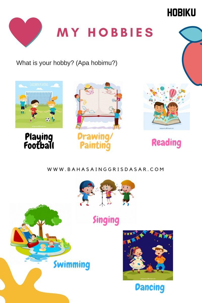 Pin Di English For Kids