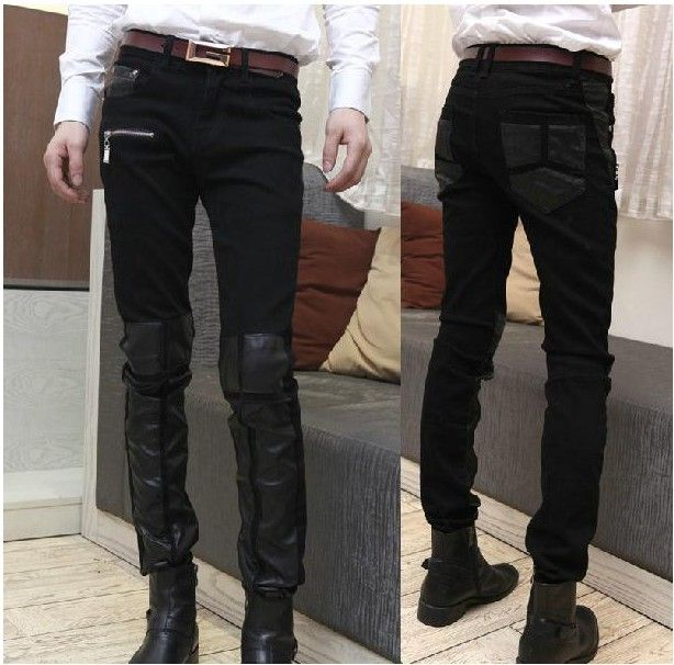 Find More Jeans Information about Fashion Slim Tiny legs stylish ...