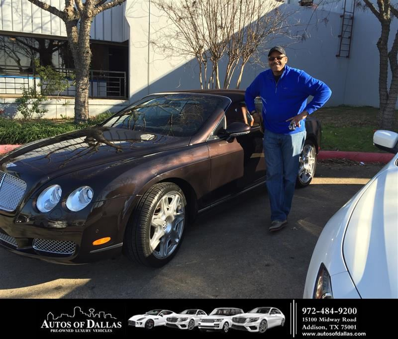 https://flic.kr/p/JsrGQW | #HappyBirthday to Michael from Bryan Roth at Autos of Dallas! | deliverymaxx.com/DealerReviews.aspx?DealerCode=L575